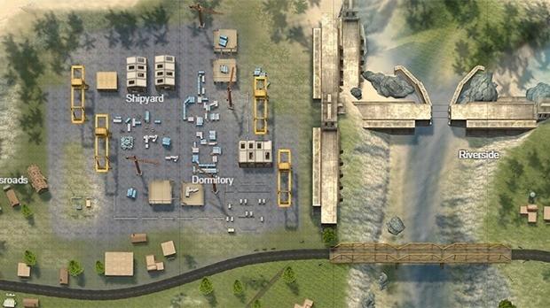 Bermuda Shipyard