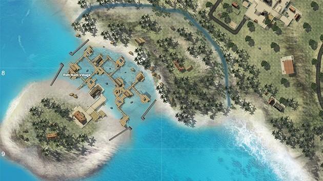 Bermuda Pueblo de Rim Nam