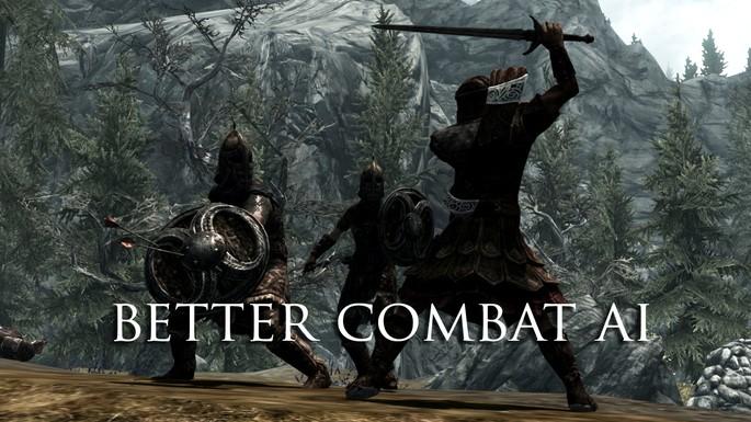 Better Combat AI - Mods Skyrim