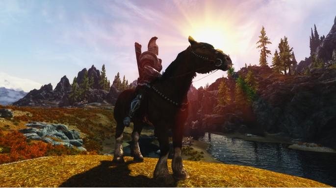 Better Horses - Mods Skyrim