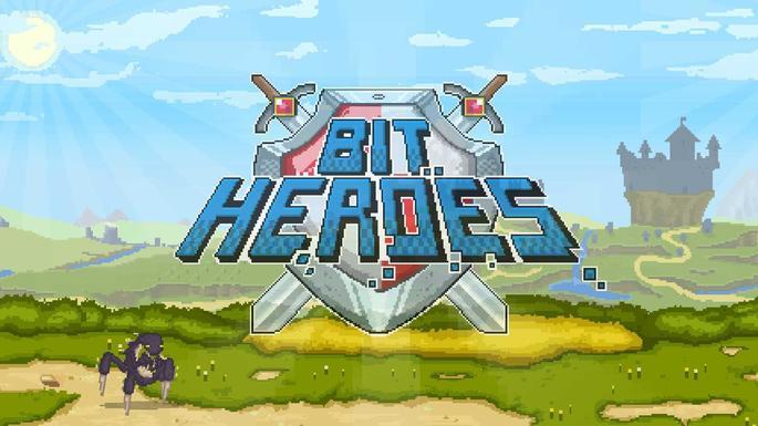 Bit Heroes - Juegos MMORPG gratis para PC