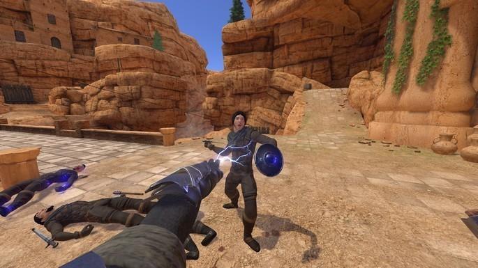 Blade & Sorcery - Juegos VR