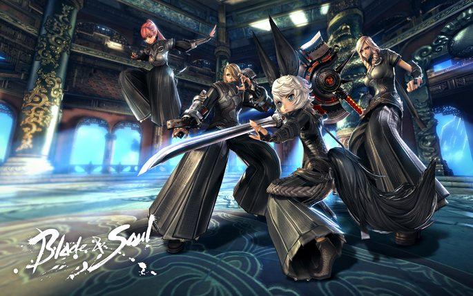 Blade & Soul - Juegos MMORPG gratis para PC