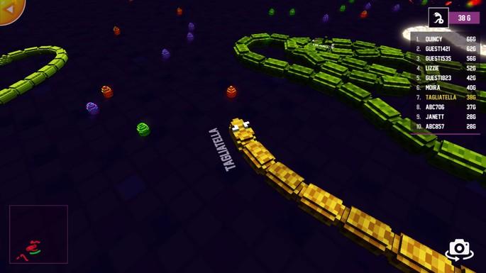 Blocky Snakes - Juegos FRIV navegador