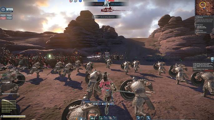 Blood of Steel - Juegos de estrategia PC gratis