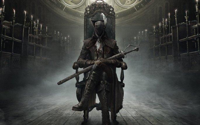 Bloodborne - Juegos exclusivos de la PS4