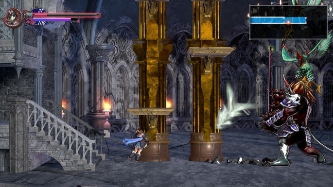 Bloodstained Ritual of the Night - Mejores juegos indie
