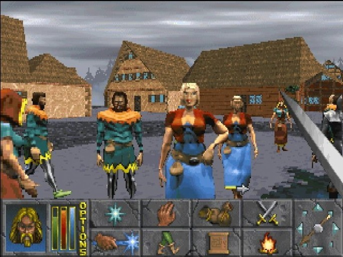 Bonus - The Elder Scrolls II Daggerfall