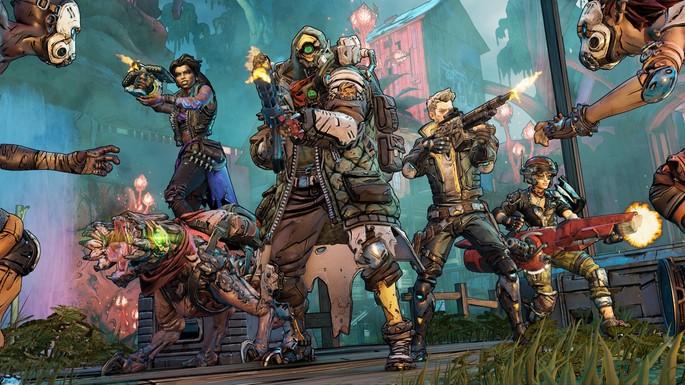 Borderlands 3 - Juegos multijugador PS4