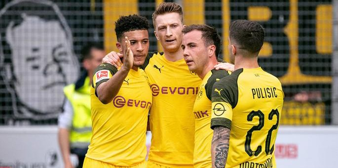 Borussia Dortmund FIFA 20