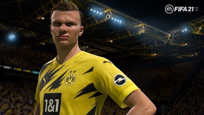Borussia Dortmund - Mejores equipos FIFA 21