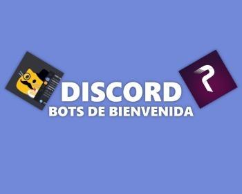 8 bots de bienvenida recomendados para Discord