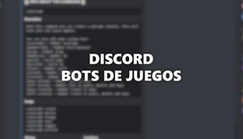 Los 14 mejores bots de juegos para Discord