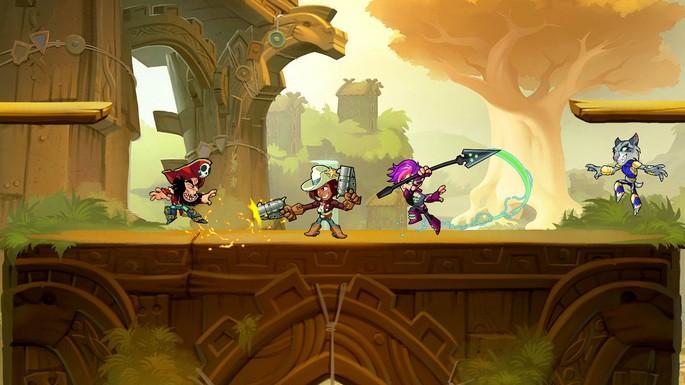 Brawlhalla - Juegos multijugador PS4