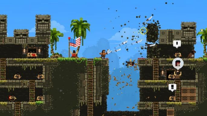 Broforce - Juegos multijugador local PC