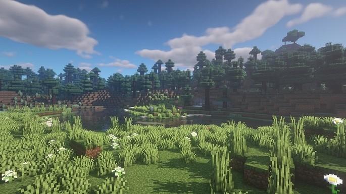 BSL Shaders - Minecraft