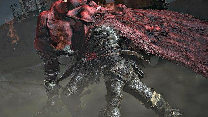 Caballero esclavo Gael - Dark Souls 3 Bosses