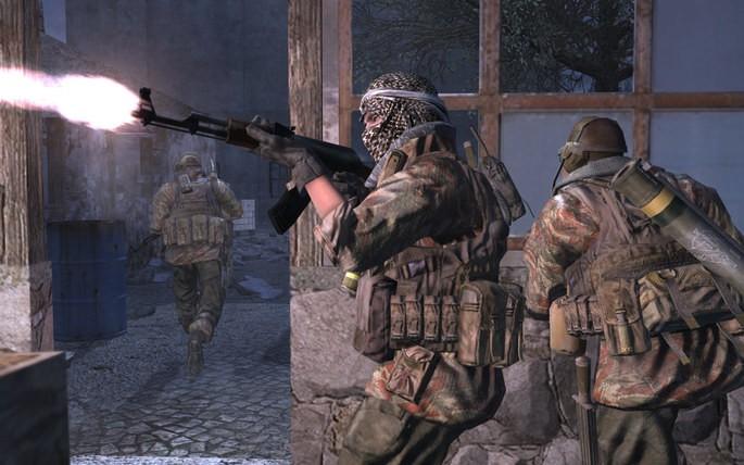 Call of Duty 4 Modern Warfare - Mejores juegos para PC