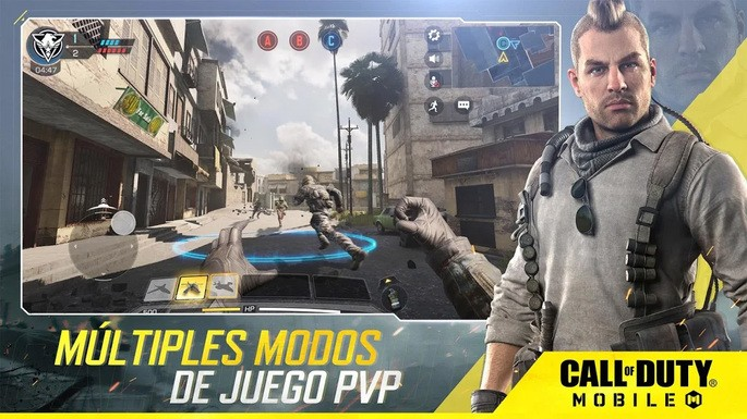 Call of Duty Mobile - Mejores juegos para Android