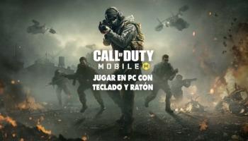 Cómo jugar Call of Duty Mobile en PC con teclado y ratón