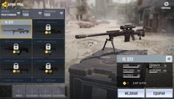Call of Duty Mobile: ¡descubre las mejores armas del juego!