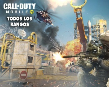 Call of Duty Mobile: todos los rangos, puntos y recompensas