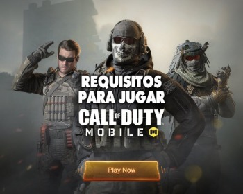 Call of Duty Mobile: requisitos para jugar en Android e iOS