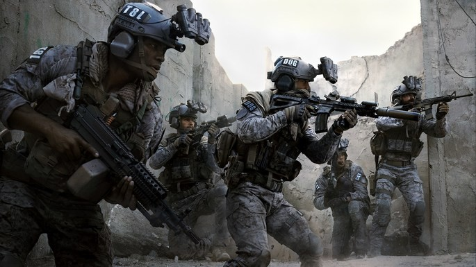 Call of Duty Modern Warfare Warzone - Juegos con crossplay