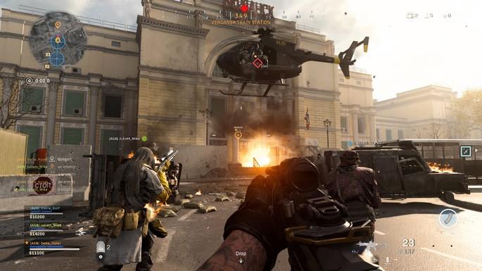 Call of Duty Warzone - Juegos de multijugador