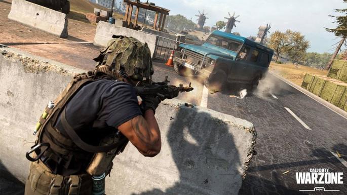 Call of Duty Warzone - Juegos multijugador PC