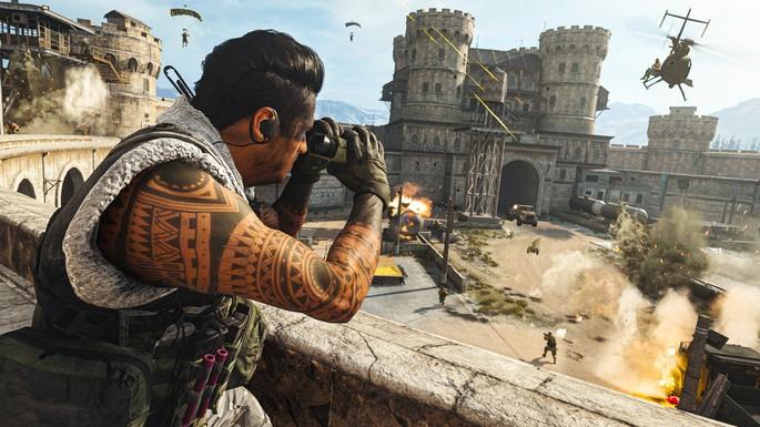 Call of Duty Warzone - Juegos multijugador PS4