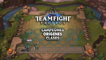 Descubre todos los campeones, orígenes y clases de TeamFight Tactics