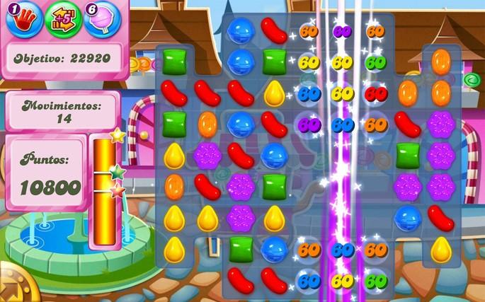Candy Crush Saga - Mejores juegos para Android