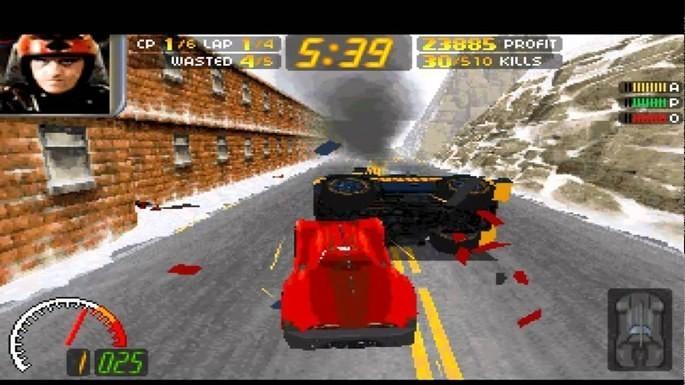 Carmageddon - Juegos antiguos PC