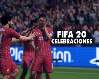 Descubre cómo hacer todas las celebraciones de FIFA 20