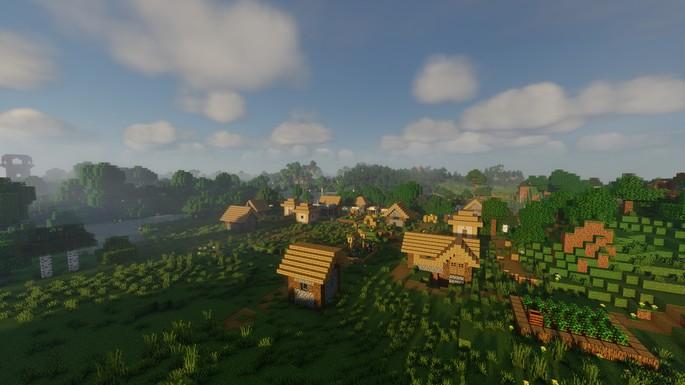 Chocapic13' Shaders - Minecraft