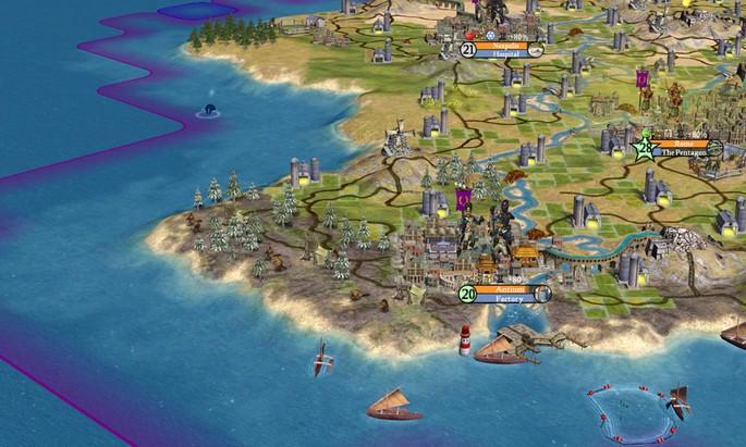 Civilization IV - Mejores juegos para PC