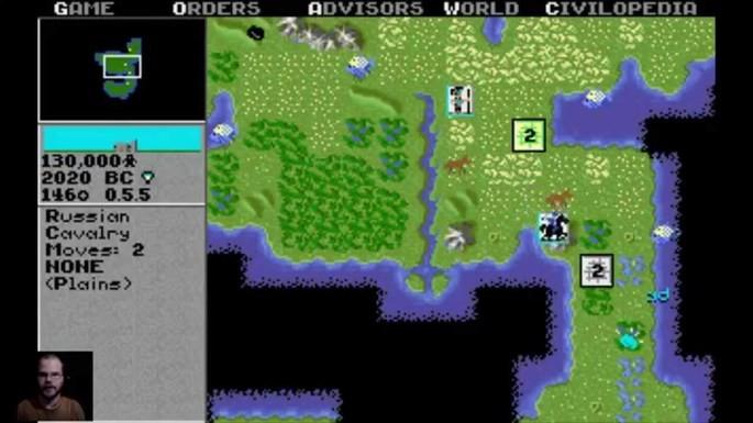 Civilization - Juegos antiguos PC