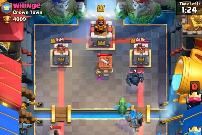 Clash Royale - Mejores juegos para Android