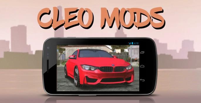 CLEO Mod GTA San Andreas