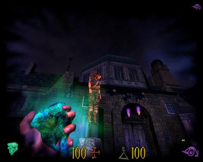 Clive Barker's Undying - Juegos de terror para PC pocos requisitos