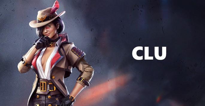 Clu - Mujeres de Free Fire