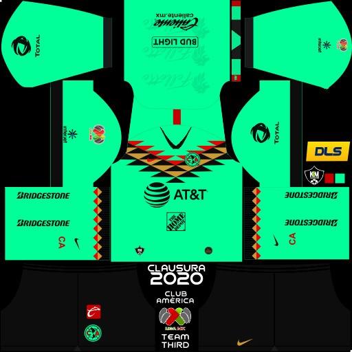 Club América Tercer uniforme