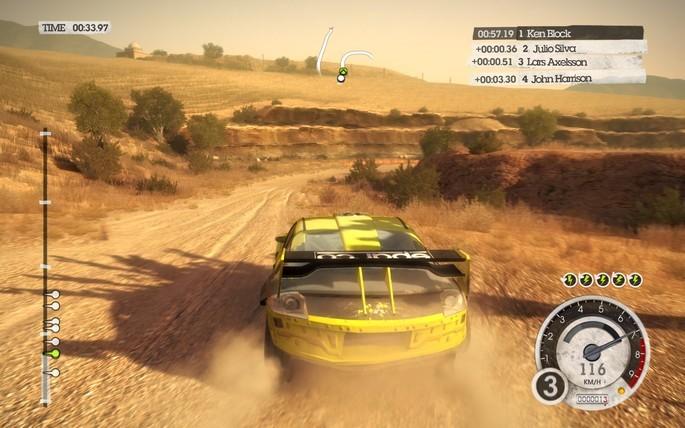 Colin McRae DiRT 2 - Mejores juegos para PC