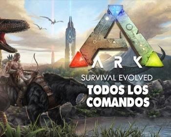 ¡Todos los comandos de ARK para PC, XBOX One y PS4!