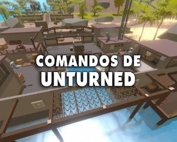 Comandos de Unturned: lista de trucos e IDs de ítems