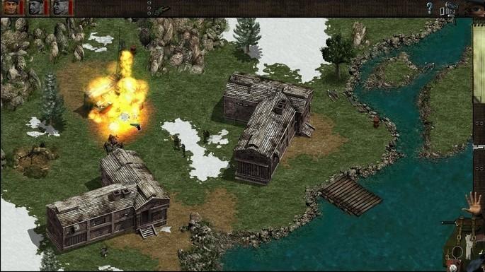 Commandos Behind Enemy Lines - Juegos antiguos PC
