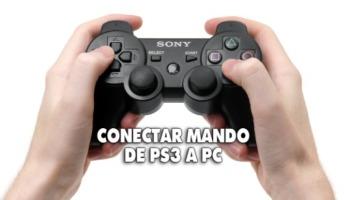 Aprende a conectar tu mando de PS3 al PC con estos 3 pasos