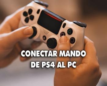 Cómo conectar un mando de PS4 al PC en dos pasos