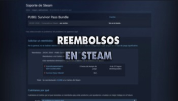 Descubre cómo pedir un reembolso en Steam